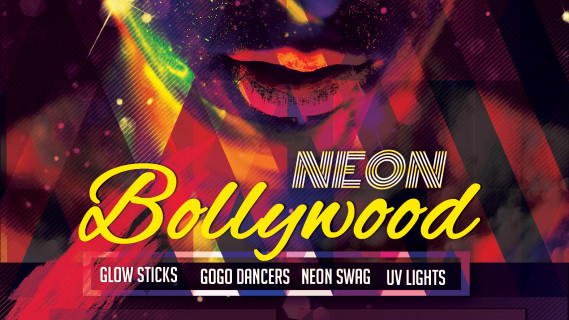 Neon Bollywood Party in SF