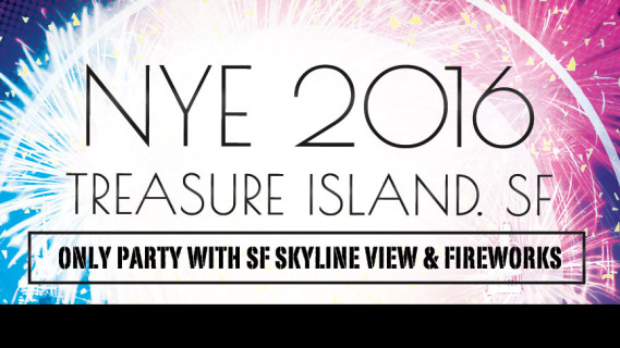 Treasure Island New Year Party
