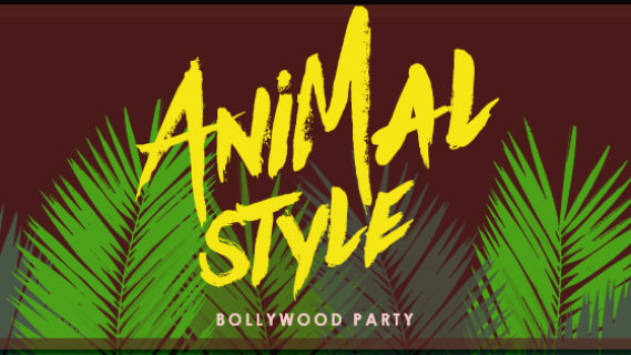 Animal Style Bollywood Party