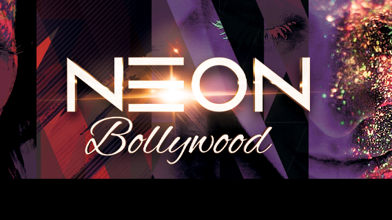 Neon Bollywood Party